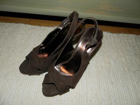 Graceland elegantné sandále, 38