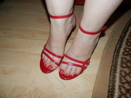 Spoločenské sandále Rela, 37