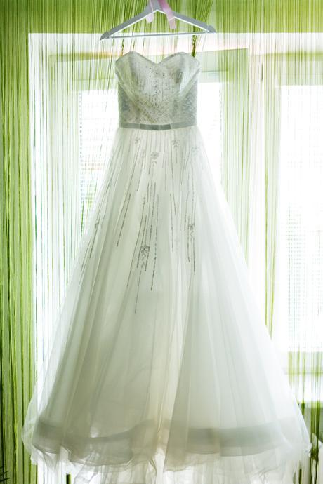 Svadobné šaty Pronovias Layna, 34