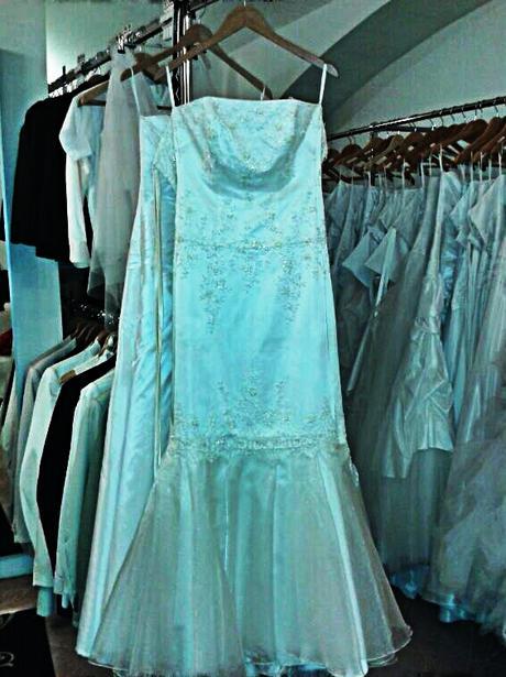 Svatební šaty mořská panna z ateliéru Della Sposa , 36