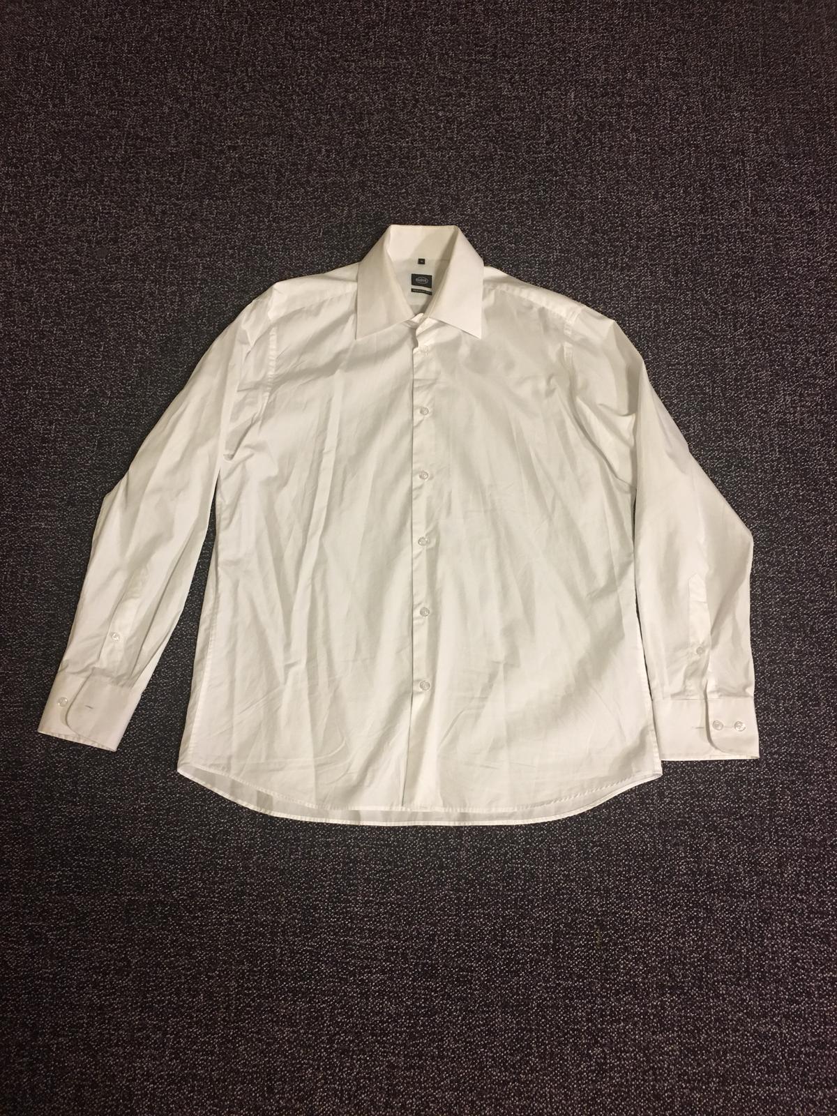 31e5a99c72c Bílá košile blažek