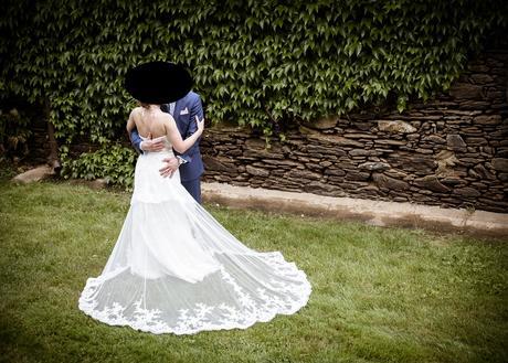 Svatební šaty Sottero&Midgley s odepínací vlečkou, 40