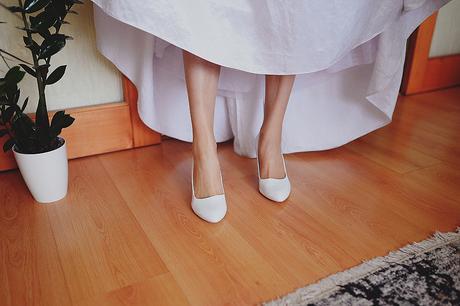 Biele svadobné lodičky, 39