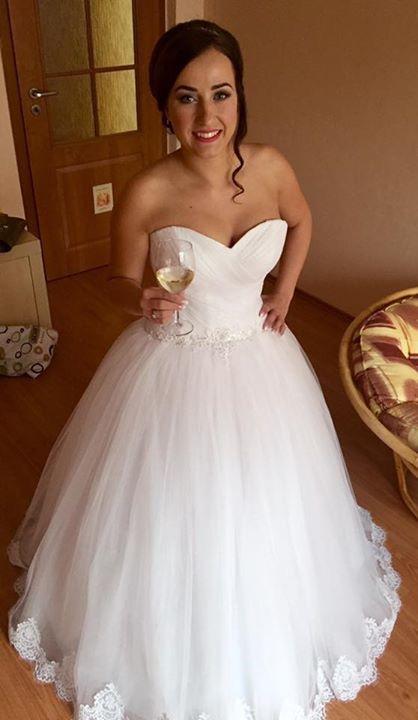Svatební šaty. , 38