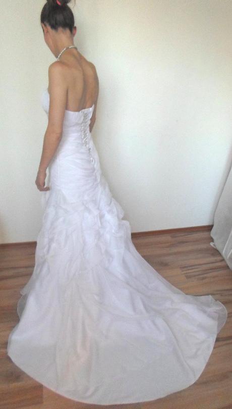 Svatební šaty Mia Solano, 36