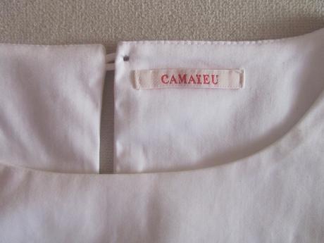 Biele saty Camaieu, S