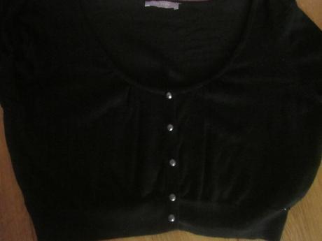 Cierny sveter Orsay, 38