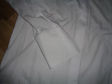 Svadobná košeľa,veľ.41, 40