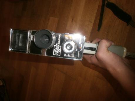 Kamera a premietacka,