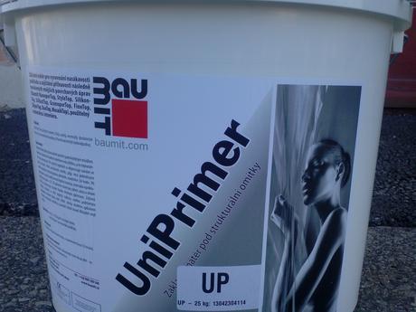 Univerzálny základný náter (penetrácia) BAUMIT,