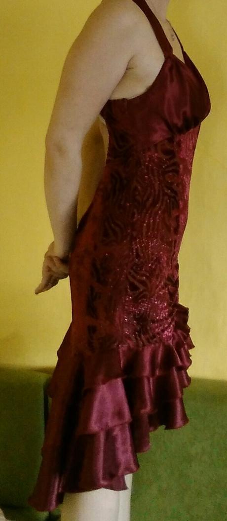 Spoločenské šaty-znížená cena, 38