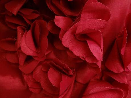 Červené popolnočné šaty, 36