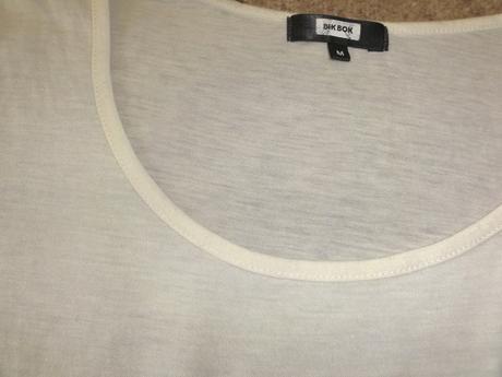 Tričko svetrik M/L, M