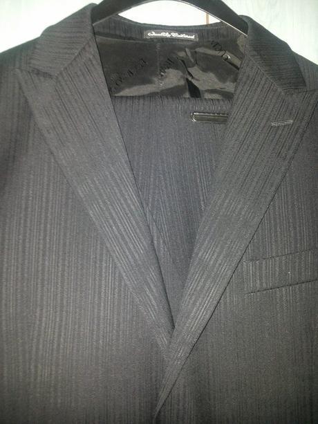 Luciano Soprani oblek pánsky, 52