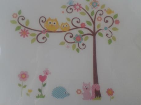 Samolepka Strom štěstí,