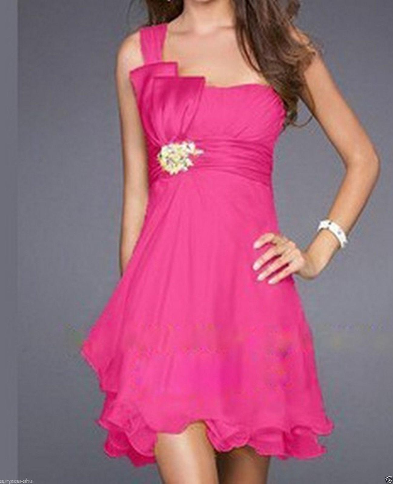 fbdafe9ac85 Krátké růžové šaty