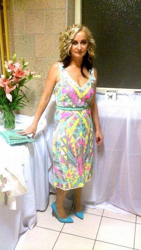 Flitrované šaty ASOS, 38