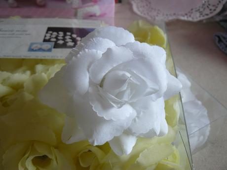 dekoračné rúžičky,