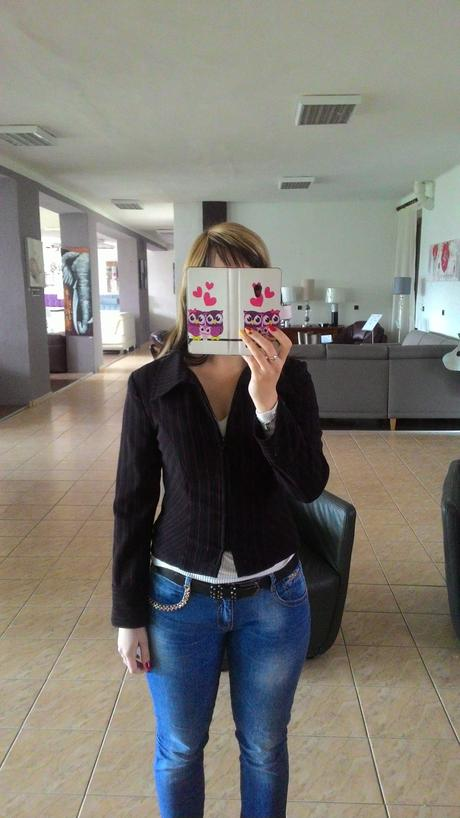 2x dámske sako - 3 eurá, 36