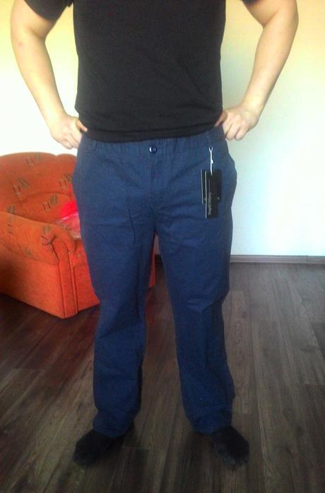 Pánske nohavice Nepoužité, 44