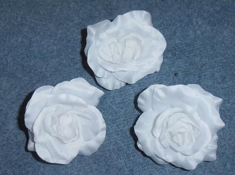 Biele ruže,