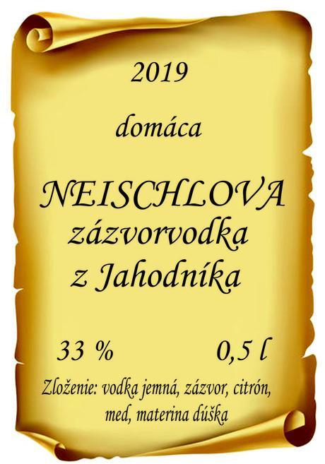 Etikety na víno, fľaštičky,