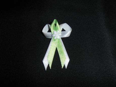 Pierko zelené,