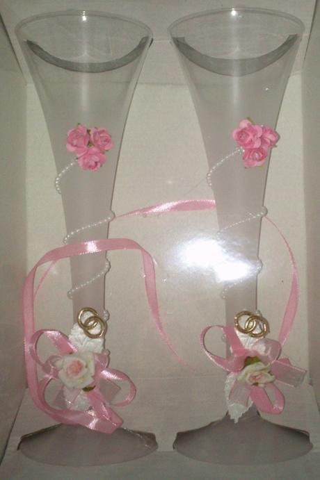 Ružové poháre,