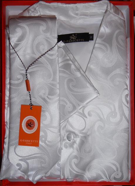Svadobné vestičky + kravata + vreckovka , 48