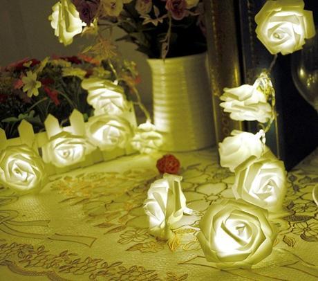 Svietiace ruže,