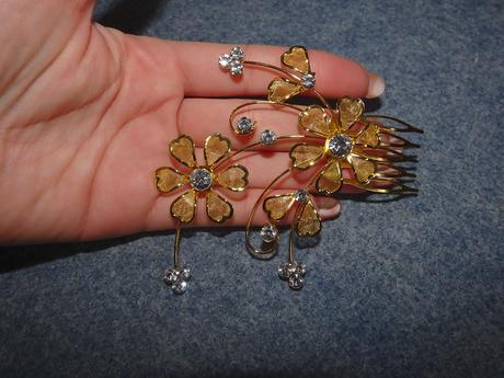 zlaté hrebienky,