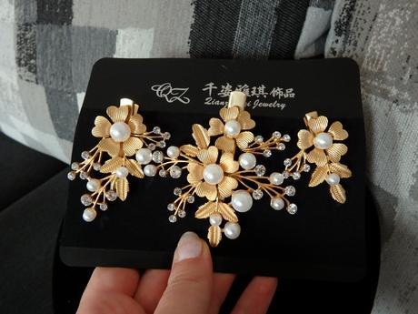 Zlaté kvety, pinetky,