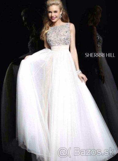 Svadboné šaty sherri hill 50569876e9b