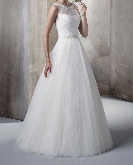 Svadobné šaty zn. GALA, 36