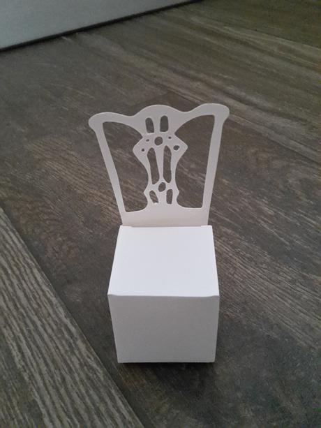 jmenovky-židličky ,