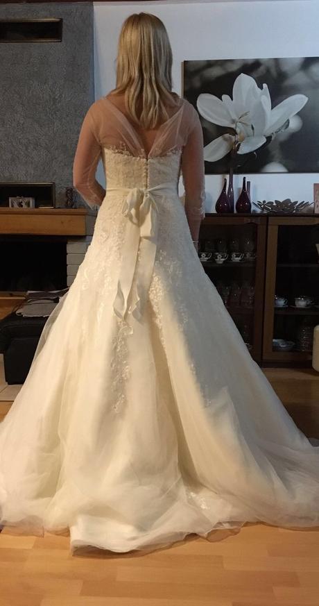 Svadobé šaty Pronovias, 38
