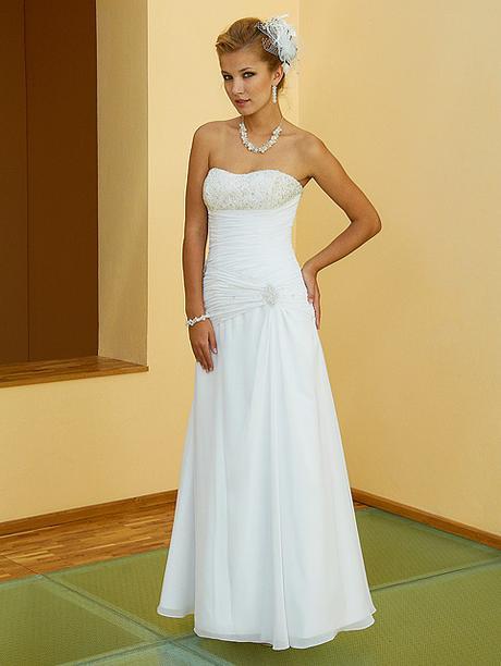 antické korzetové svatební šaty 44 - 50, 48