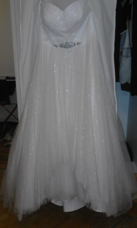 šaty Jasmine Bridal 40-44, 44