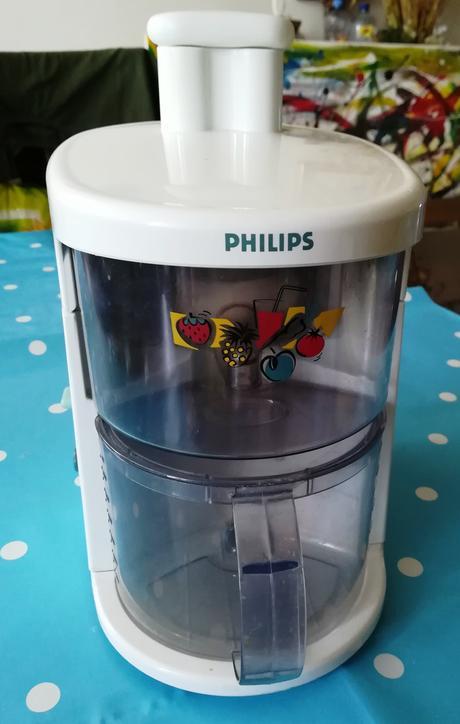 Elektrický odšťavovač Philips ,