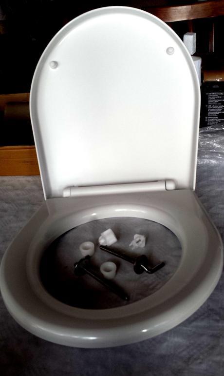 wc doska ,