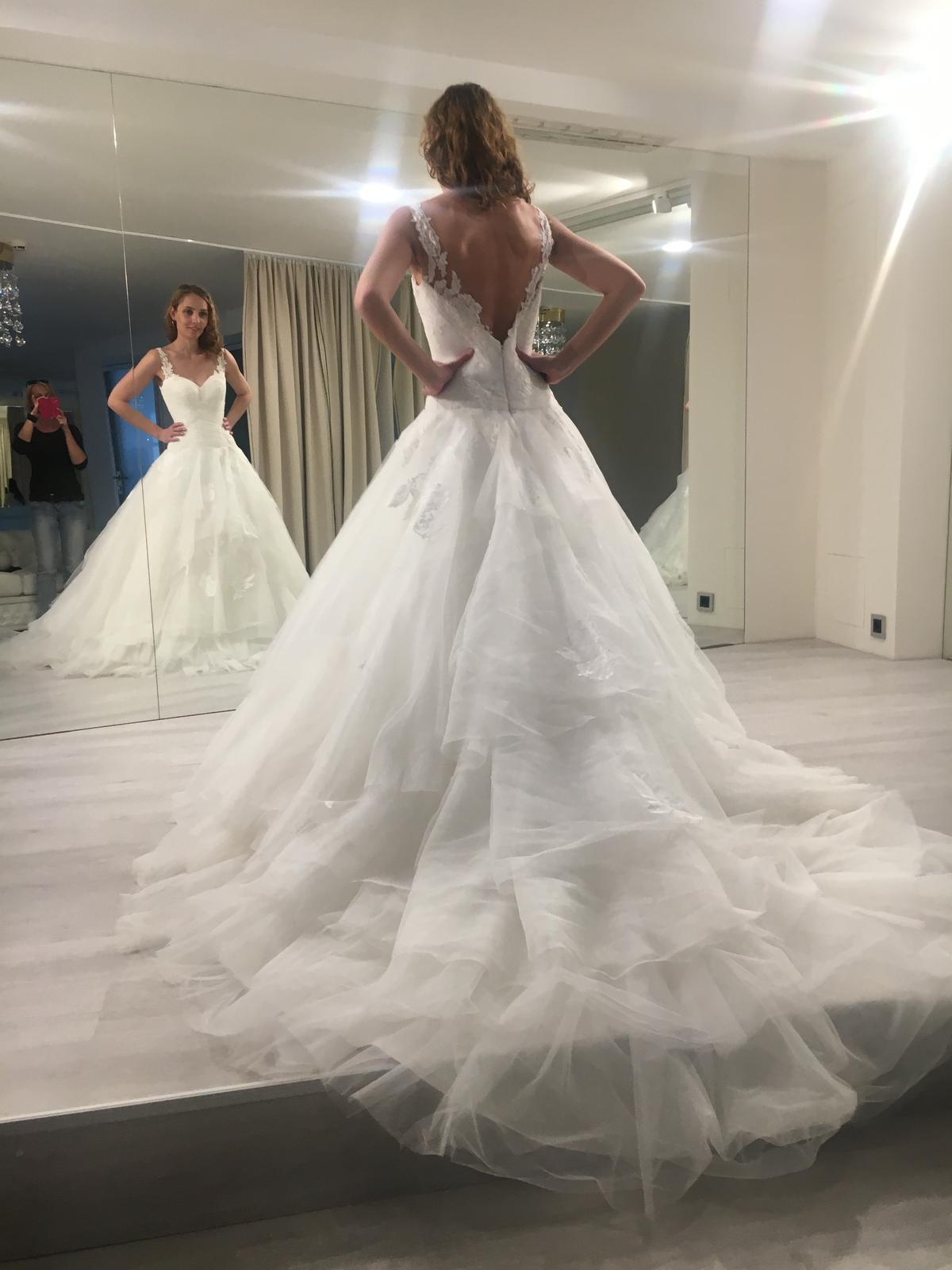 801f2cff81ec Svadobné šaty wem collection