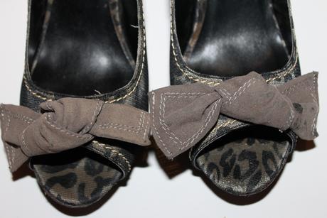 Elegantné a extravagantne sandále, 37