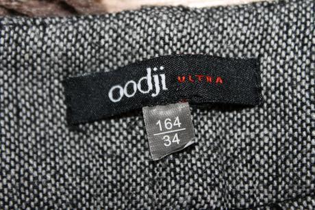 Elegantné nohavice zn. OOdji, 34