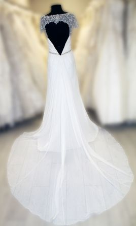 Luxusné šaty zn. Maggie Sottero, 34