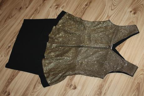 Luxusné spoločenské šaty pre moletku, 44