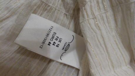 Luxusne tričko zn. New Look, 44