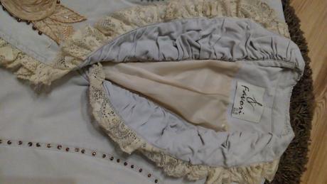 Luxusné vintage sako, 36