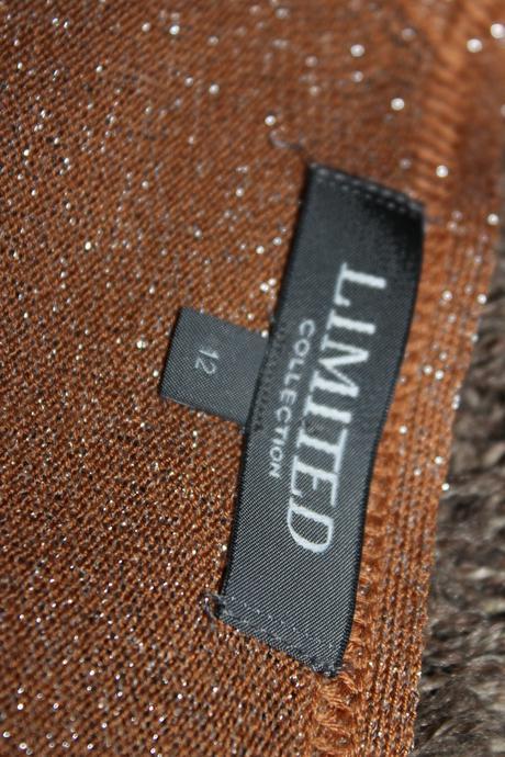 Luxusný  svetrík zn. Marks & Spencer, 38