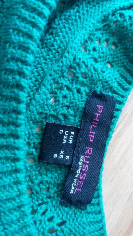 luxusny svetrík Zn.Philip Russel, M
