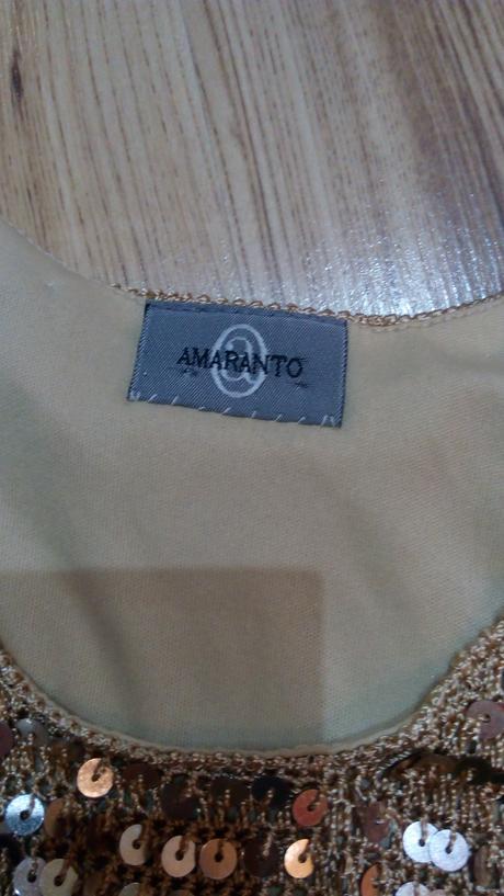Luxusny top zn.Amaranto, 40